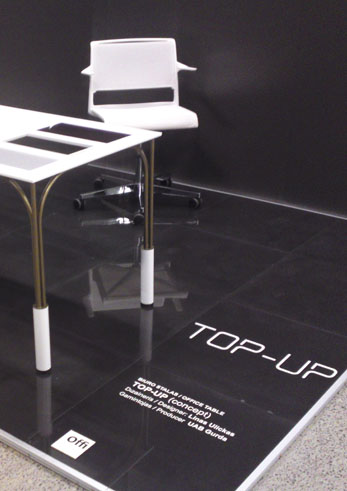 "01/04/2012 News of ""Furniture 2012"""