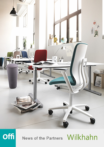 09/05/2018 Integrative design for office chairs